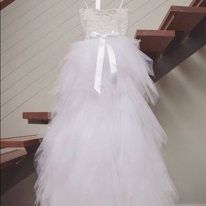 "Oscar de la Renta Wedding Dress ""The Willow Gown"""